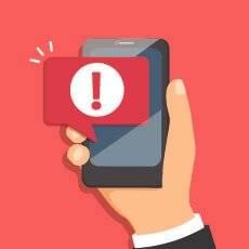 Phone Notification - EWR Digital