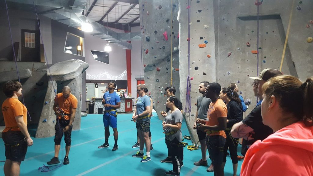 EWR Digital at Texas Rock Gym 12 - EWR Digital