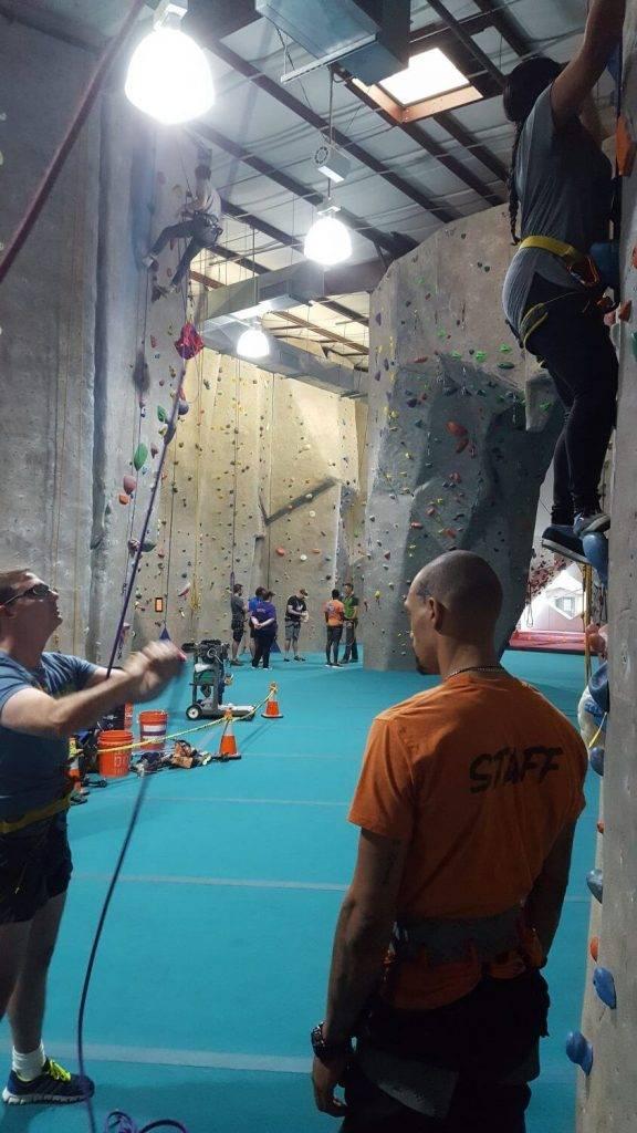 EWR Digital at Texas Rock Gym 11 - EWR Digital