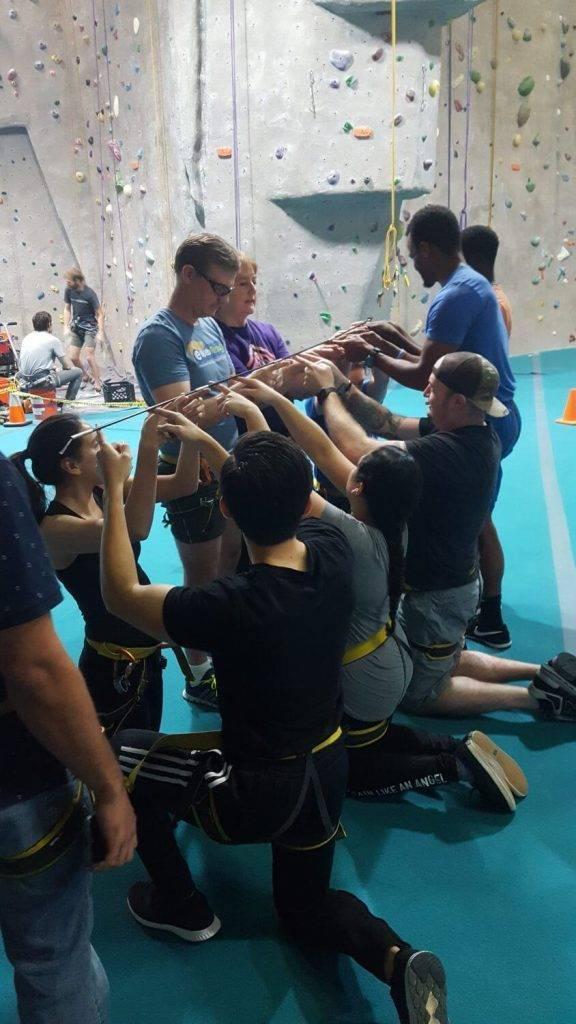 EWR Digital at Texas Rock Gym 22 - EWR Digital