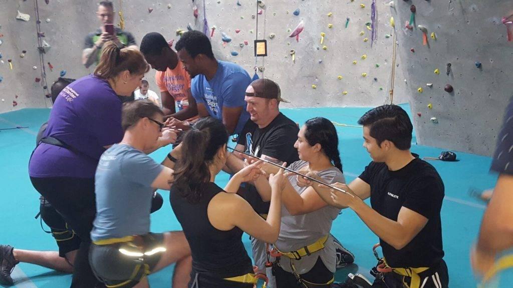 EWR Digital at Texas Rock Gym 20 - EWR Digital