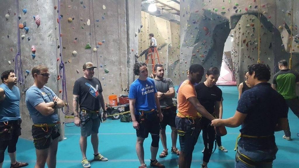 EWR Digital at Texas Rock Gym 13 - EWR Digital