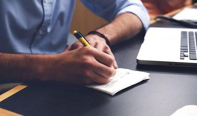 Writing notes - EWR Digital