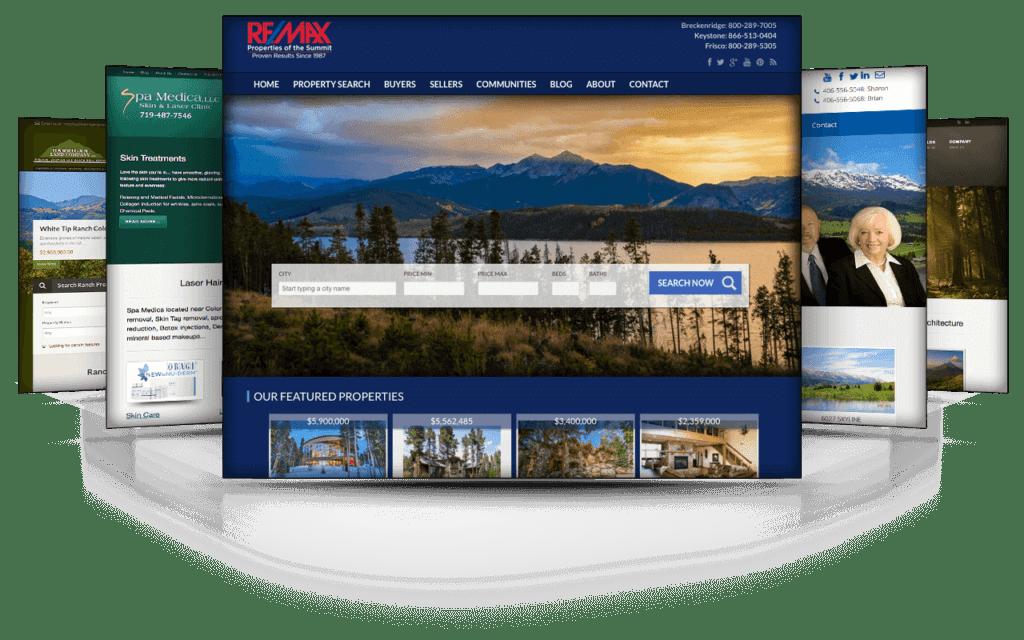 Professional Web Design - EWR Digital