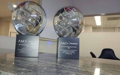 EWR Digital Wins AMA Crystal Award 2020