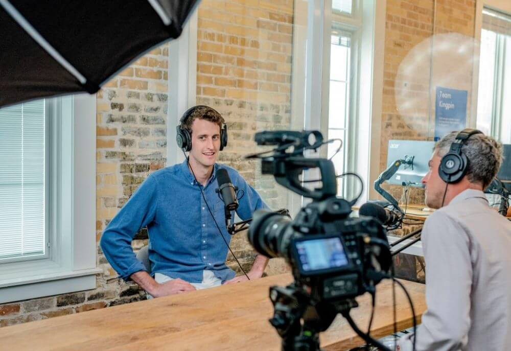 Corporate Video Production - EWR Digital