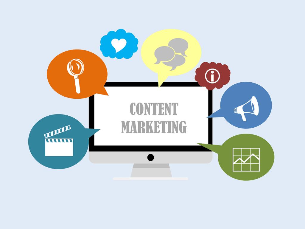 Content Marketing - EWR Digital