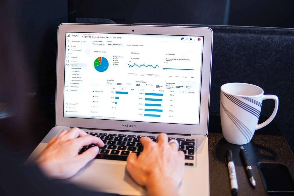Online Marketing Analysis - EWR Digital