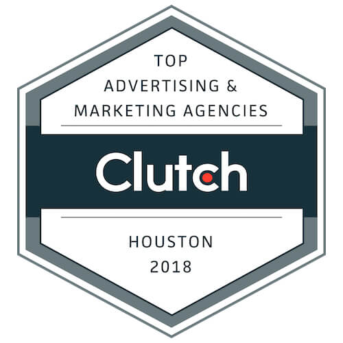 EWR Digital Awards 2018 - Top Advertising & Marketing Agencies - Cluctch