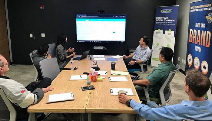 Team Meeting - EWR Digital