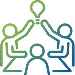 Teamwork Icon - EWR Digital