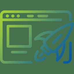 Web Design Icon - EWR Digital