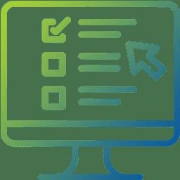 Wireframes - Web Design Icon - EWR Digital