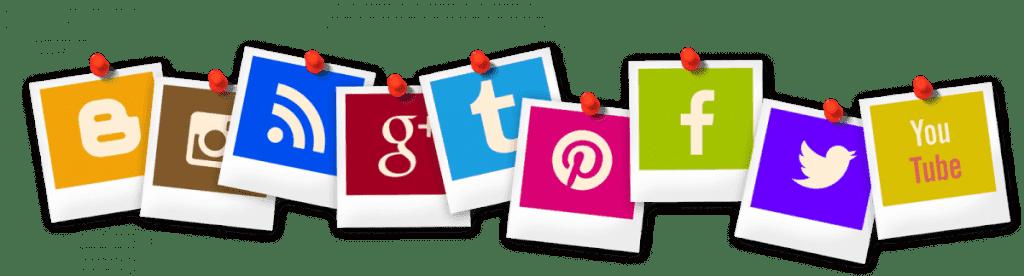 Social Media Icons - EWR Digital