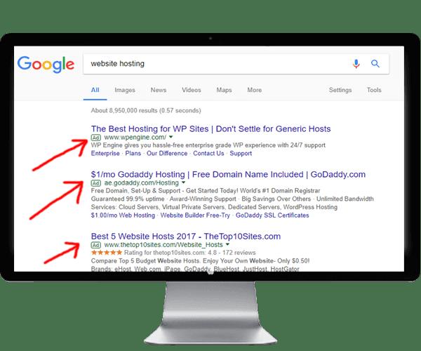 Google Ranking - EWR Digital