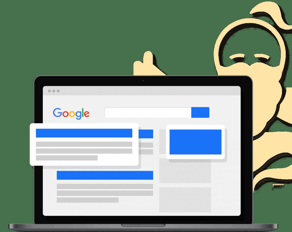 Google SEO - EWR Digital