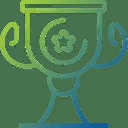 Award Winning Icon - Construction Marketing - EWR Digital