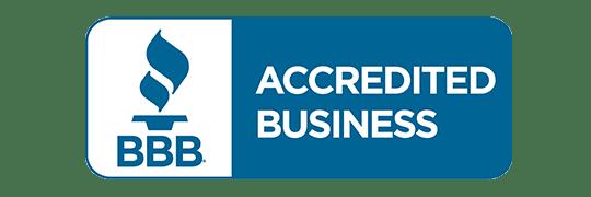 BBB Accredited Business Logo - EWR Digital