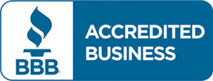BBB Accredited Business Trimmed Logo - EWR Digital
