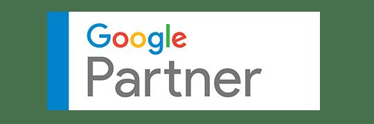 Google Partner Logo - EWR Digital
