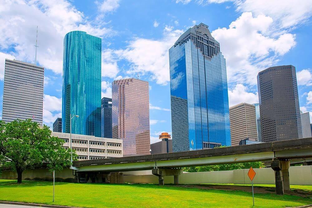 Houston Marketing Agency - Service Areas - EWR Digital