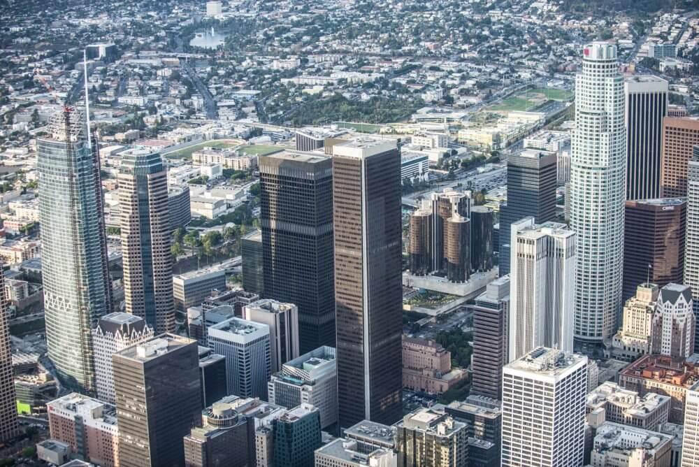 Los Angeles Marketing Agency - Service Areas - EWR Digital
