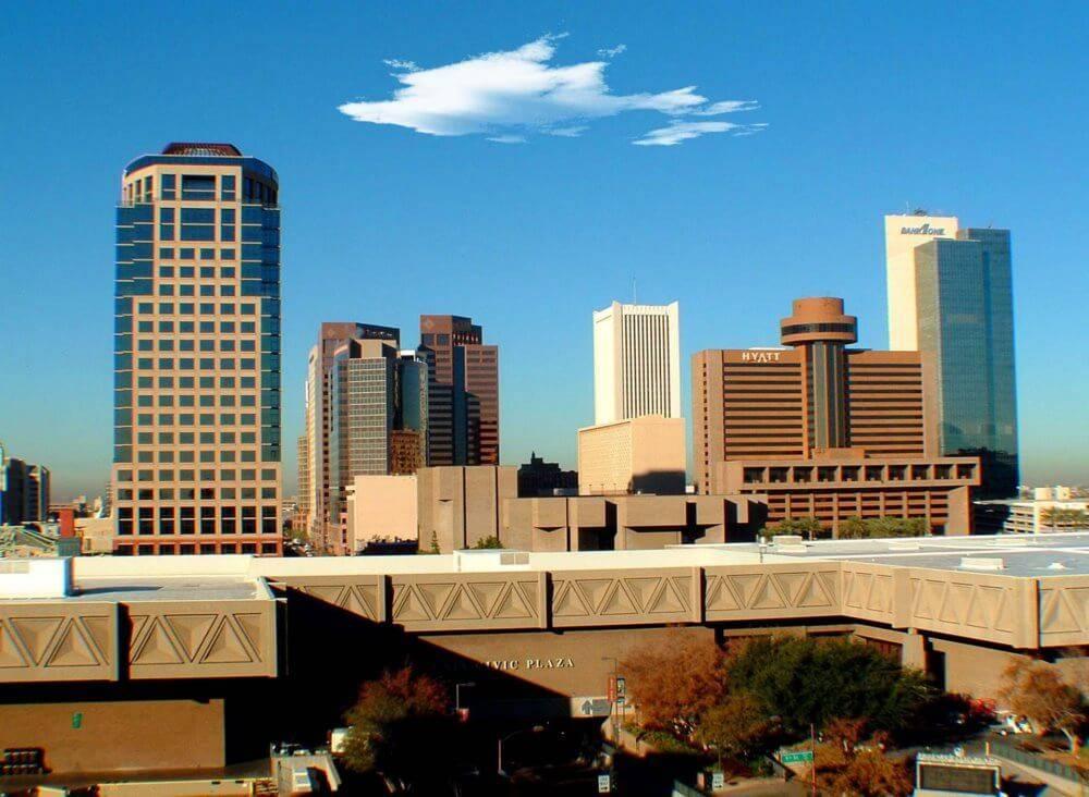 Phoenix Marketing Agency - Service Areas - EWR Digital