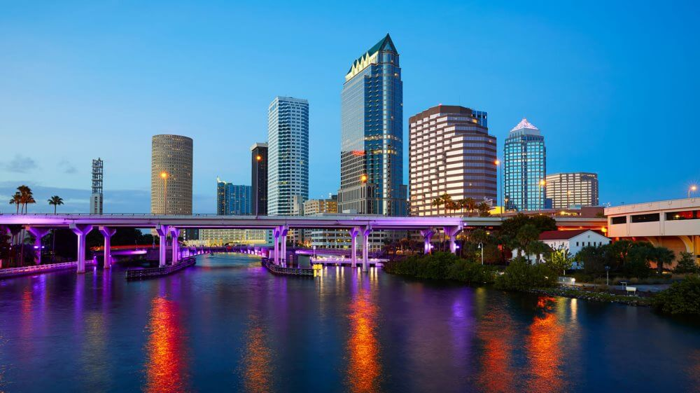 Tampa Marketing Agency - Service Areas - EWR Digital