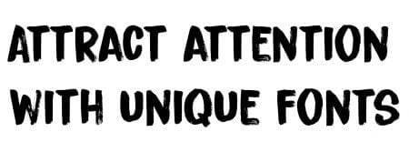 Attract Attention - EWR Digital