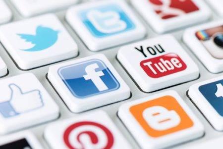 Social Media Keyboard - EWR Digital