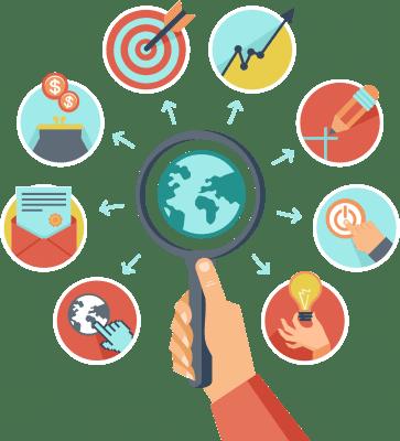 Target Search - EWR Digital
