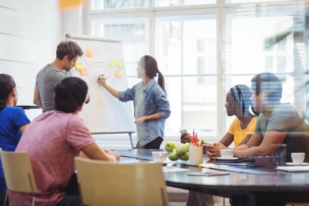 Business Executives - EWR Digital