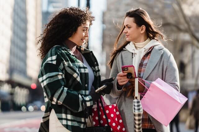 Geofencing While Shopping - EWR Digital