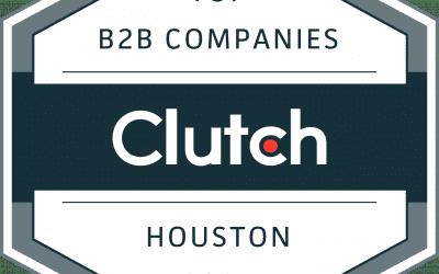 Clutch Awards EWR Digital as Top SEO Company in Houston